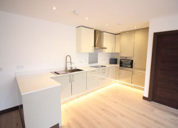 Thumbnail 2 bed flat to rent in Merlin Drive, Peterborough