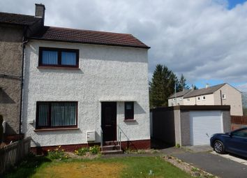 Thumbnail 2 bed end terrace house to rent in Russell Road, Lanark