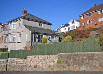 Thumbnail 3 bed semi-detached house for sale in Extended Semi-Detached House, Tennyson Road, Newport