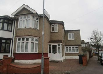 Thumbnail 1 bedroom end terrace house to rent in Woodbridge Road, Barking