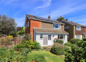Thumbnail 3 bed detached house for sale in Oakwood Avenue, Otterbourne, Winchester, Hampshire