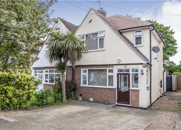 Thumbnail 3 bed semi-detached house for sale in Lodge Crescent, Orpington, Kent