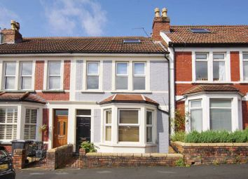 Thumbnail 2 bed terraced house for sale in The Avenue, St George, Bristol