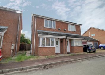 Thumbnail 2 bed semi-detached house to rent in Lancelot Way, Spalding
