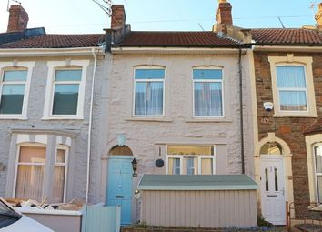 Thumbnail 3 bedroom terraced house for sale in Arthur Street, Redfield, Bristol