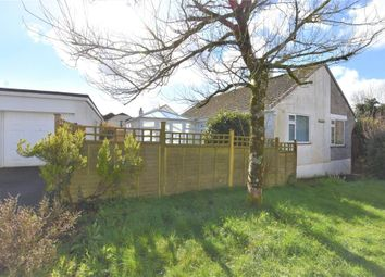 Thumbnail 3 bed detached bungalow for sale in Pengelly, Callington, Cornwall