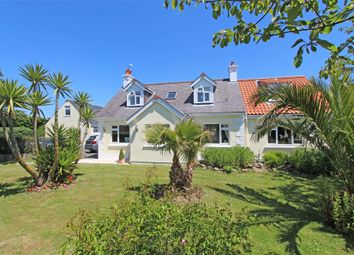 Thumbnail 6 bed detached house for sale in La Molliere And Annexe, La Rue Des Fosses, Forest