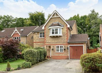 Thumbnail 4 bedroom detached house for sale in Kingsley Close, Crowthorne, Berkshire