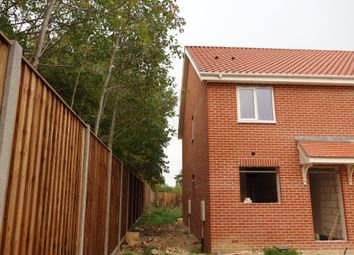 Thumbnail 2 bed end terrace house for sale in Heritage Green, Kessingland, Lowestoft