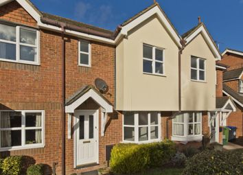 Thumbnail 2 bedroom terraced house to rent in Riverview Gardens, Cobham
