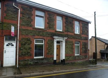 Thumbnail 4 bed property to rent in High Street, Tonyrefail, Porth