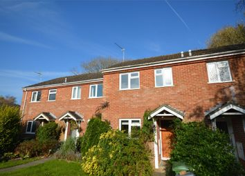 Thumbnail 2 bed terraced house to rent in Valley Close, Colden Common, Winchester, Hampshire