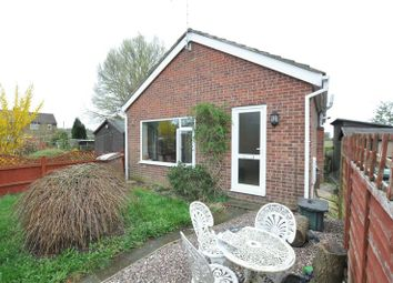 Thumbnail 2 bed detached bungalow for sale in Appletree Road, Hatton, Derby