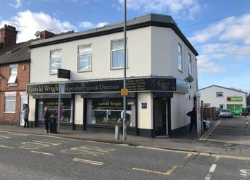 Thumbnail Commercial property for sale in 14 High Street, Saltney, Chester