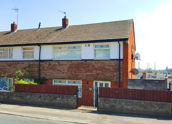 Thumbnail 3 bed property to rent in Pontypridd Street, Barry
