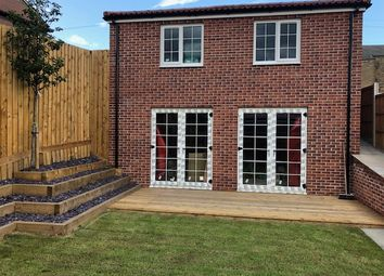 Thumbnail 4 bed detached house for sale in New Road, Mapplewell