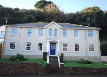 Thumbnail 2 bed flat for sale in Vallee Des Vaux, St Helier