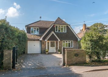 Thumbnail 3 bed detached house for sale in Pyrford Road, Pyrford, Woking