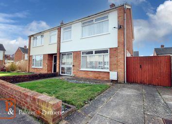 3 bed semi-detached house for sale in Meadowvale Close, Ipswich IP4