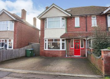 Thumbnail 3 bed semi-detached house for sale in Fawley Road, Southampton