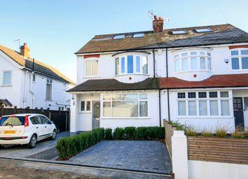 Thumbnail 2 bed flat to rent in Hawkshead Road, Chiswick, London