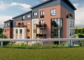 Thumbnail 2 bed flat for sale in Apartment 1 - Ash Court, Ash Close, Barlborough, Chesterfield