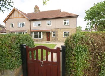 Thumbnail 4 bed semi-detached house for sale in The Grove, Hipperholme, Halifax