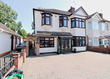 Thumbnail 4 bed property for sale in Chadville Gardens, Romford