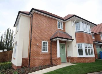 Thumbnail 4 bedroom detached house to rent in Cranleigh Drive, Worsley, Manchester