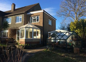 Thumbnail 4 bed semi-detached house for sale in Courtenay Road, Tavistock