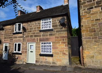 Thumbnail 1 bed cottage to rent in Fisher Lane, Duffield, Belper