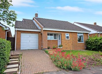 Thumbnail 2 bed bungalow for sale in Harlech Close, Toothill, Swindon