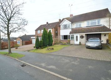 Thumbnail 5 bed detached house for sale in Mason Road, Redditch