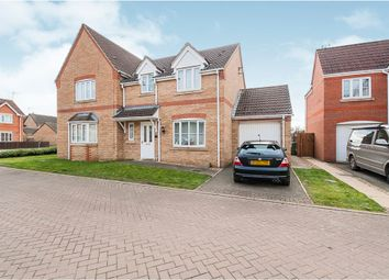 Thumbnail 3 bed semi-detached house for sale in The Oaks, Elm, Wisbech