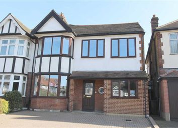 Thumbnail 5 bedroom semi-detached house for sale in The Ridgeway, North Chingford, London