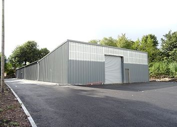 Thumbnail Industrial to let in Longford Road, Neath Abbey