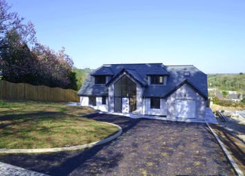 Thumbnail 5 bed detached house for sale in Cornhill, St Blazey