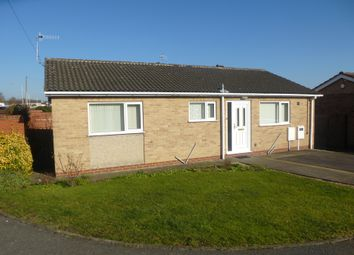 Thumbnail 3 bedroom bungalow to rent in Fairdale Drive, Newthorpe, Nottingham