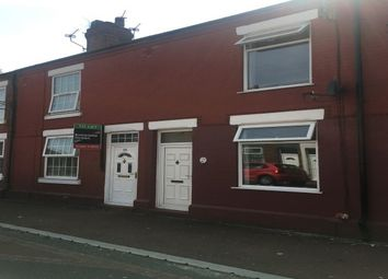 Thumbnail 2 bed terraced house to rent in Fox Street, Bewsey, Warrington