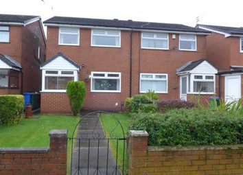 Thumbnail 3 bed semi-detached house for sale in Melton Street, Heywood