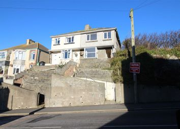 Thumbnail 3 bedroom terraced house to rent in Marlborough Park, Ilfracombe, Devon