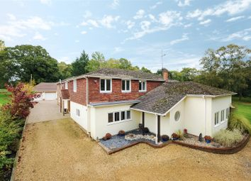 Thumbnail 6 bed detached house for sale in Forest Lane, Hightown Hill, Ringwood