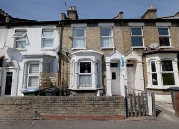 Thumbnail 3 bedroom terraced house to rent in Napier Road, Leytonstone