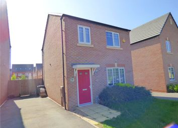 Battersby Close, Warwick, Warwickshire CV34. 3 bed detached house for sale