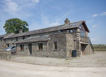 Thumbnail 4 bed barn conversion for sale in Old Hutton, Kendal