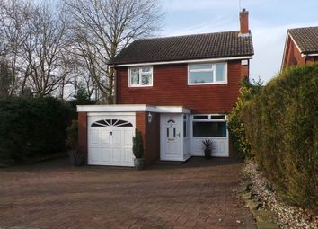 Thumbnail 3 bed detached house for sale in St Andrews Road, Sutton Coldfield, West Midlands