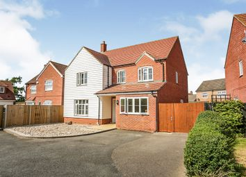 5 bed detached house for sale in Southdown Close, Kingsnorth, Ashford TN25