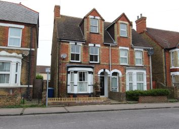 Thumbnail 4 bed semi-detached house for sale in Park Road, Sittingbourne