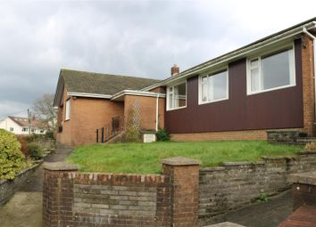Thumbnail 3 bedroom bungalow for sale in Tonypistyll Road, Newbridge, Newport