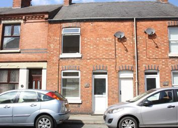 Thumbnail 2 bed terraced house to rent in West Street, Enderby, Leicester